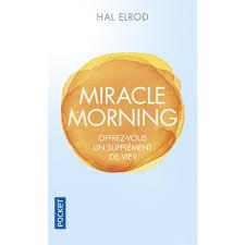 Couverture du livre miracle morning