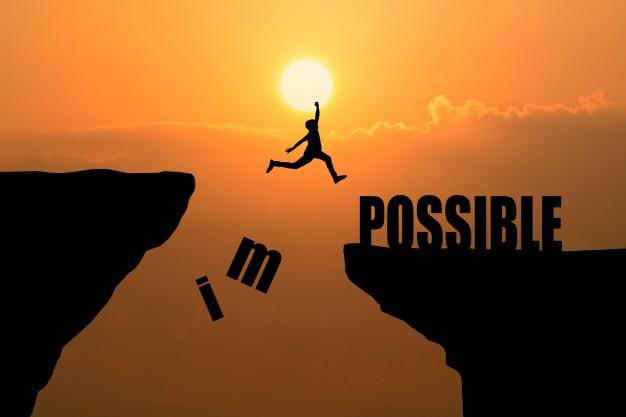 homme qui saute falaise (comment rester motivé)