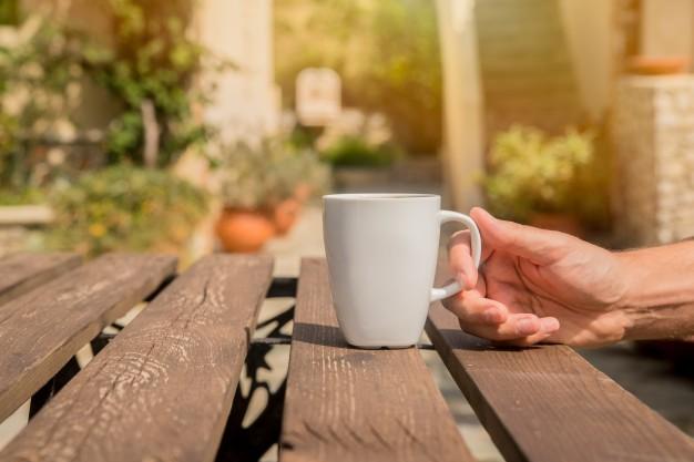 gérer son stress avant un oral (coffee)