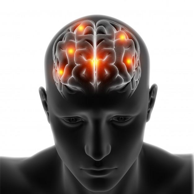 éviter les blancs à l'oral cerveau