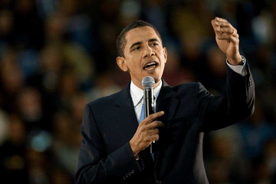 orateur Barack obama