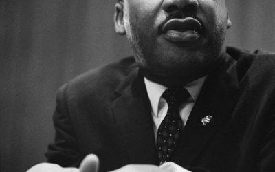 Orateur Martin Luther King, les secrets des plus grands orateurs