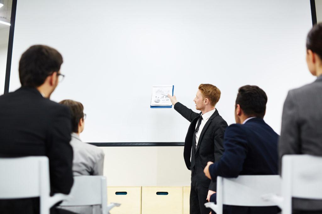 guide sur la prise de parole en public entreprise
