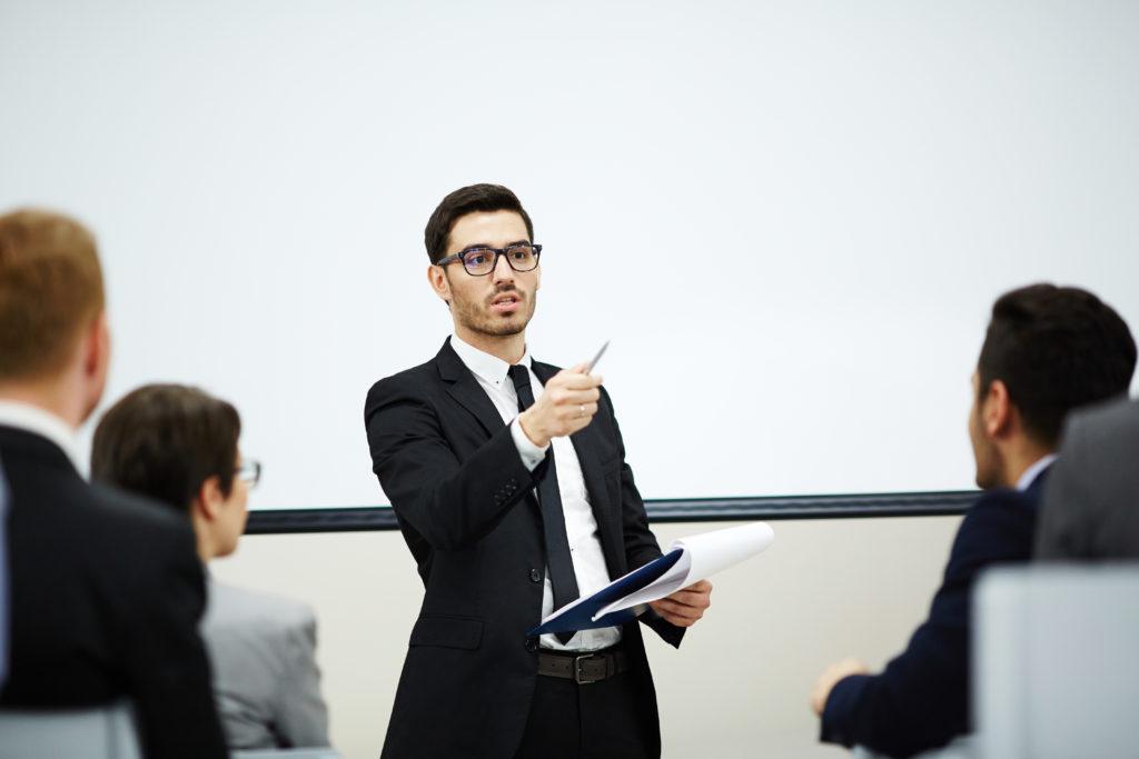 guide sur la prise de parole en public orateur