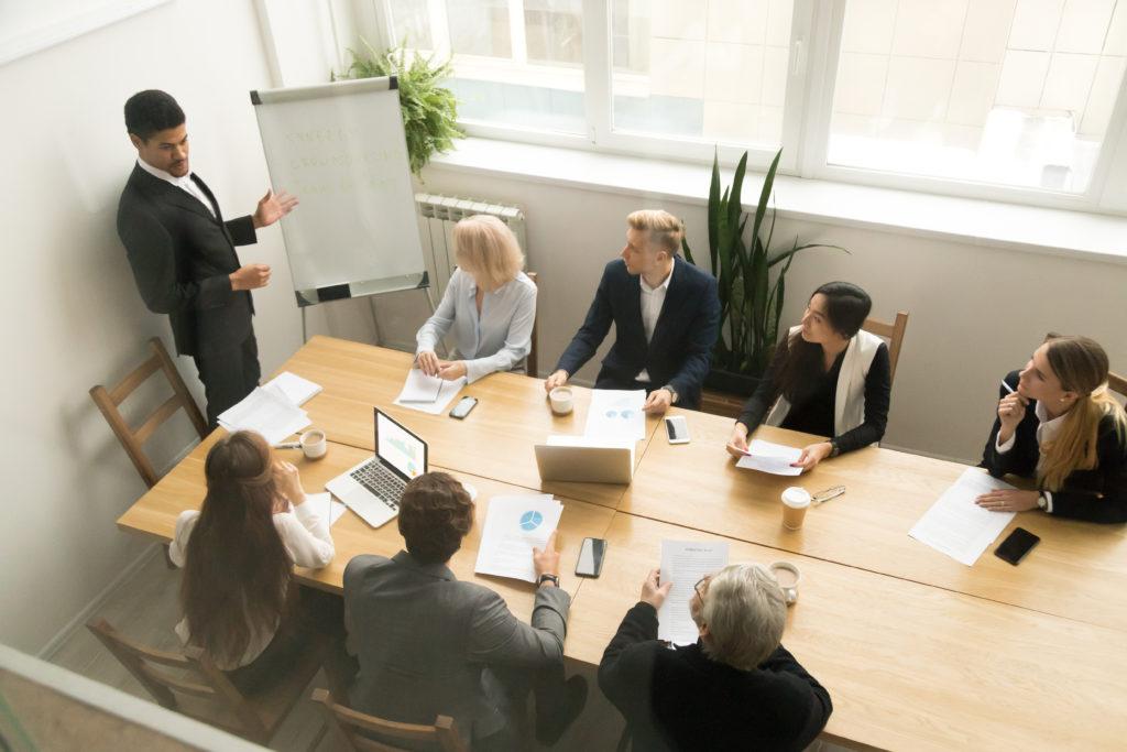 guide sur la prise de parole en public travail
