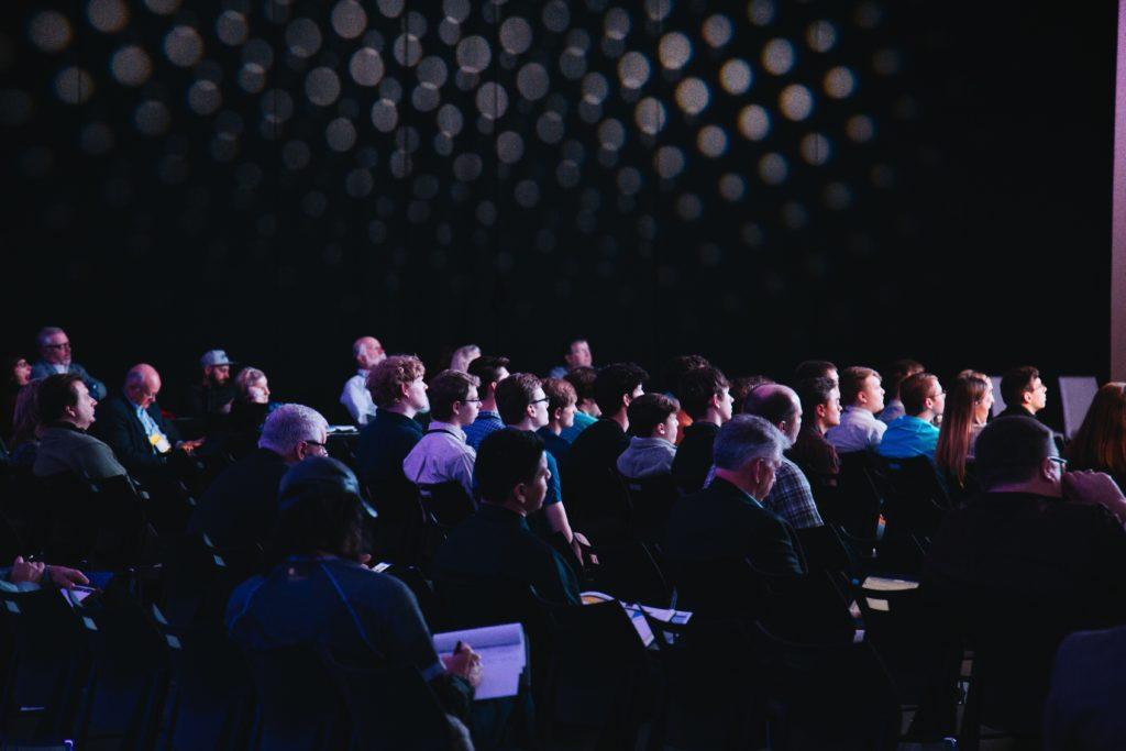 parler en public face a un auditoire