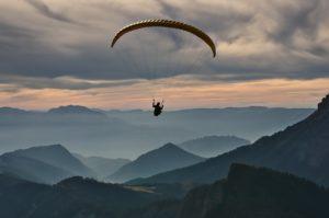 Un saut en parachute pour sortir de sa zone de confort