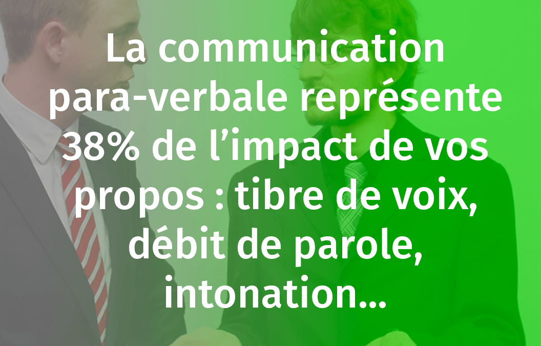 COMMENT AMÉLIORER SA COMMUNICATION PARA VERBALE