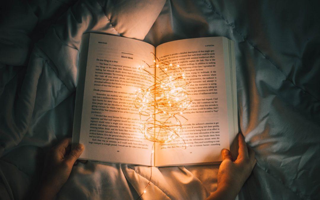 Livre ouvert : storytelling