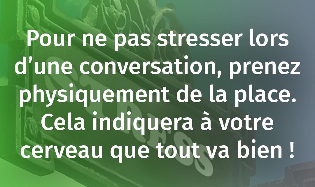 COMMENT PARLER AU PUBLIC SANS STRESS GRÂCE AU LANGUAGE NON VERBAL
